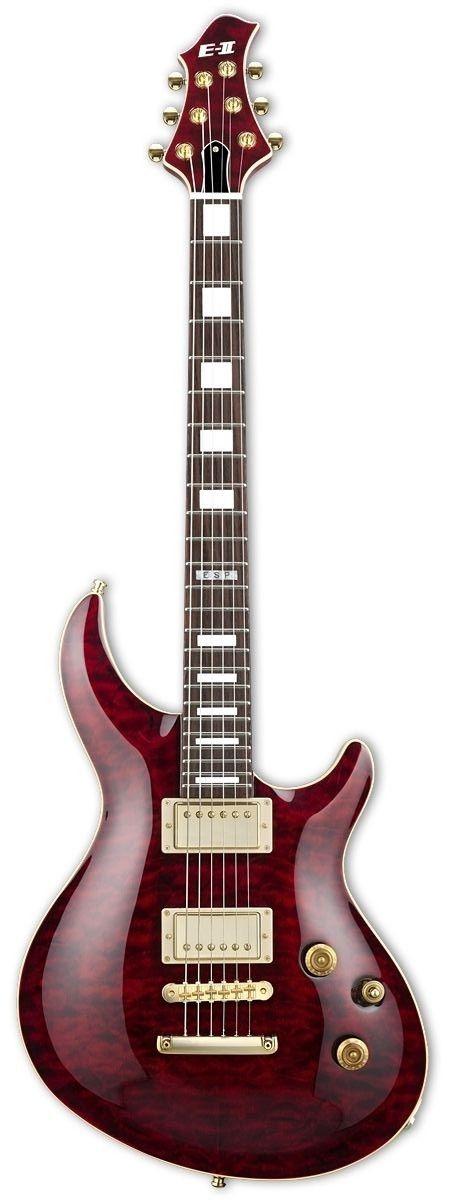ESP E-II MYSTIQ Series Electric Guitar