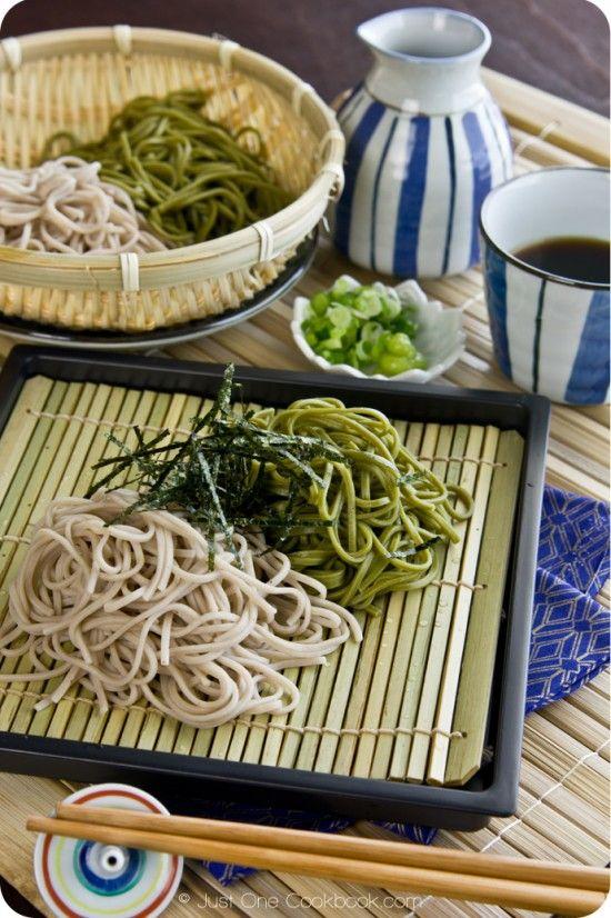 Zaru Soba (Cold Soba Noodles) ざるそば | JustOneCookbook.com