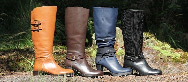 Laarzen Brede Schacht van Jilsen Yes! De nieuwe collectie van Jilsen is online beschikbaar!  Vele vrouwen kunnen al jaren niet of moeilijk slagen wanneer zijn mooie, modieuze laarze...