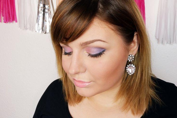My Rose Quartz Serenity Makeup | Makeup in Pantone 2016 colours