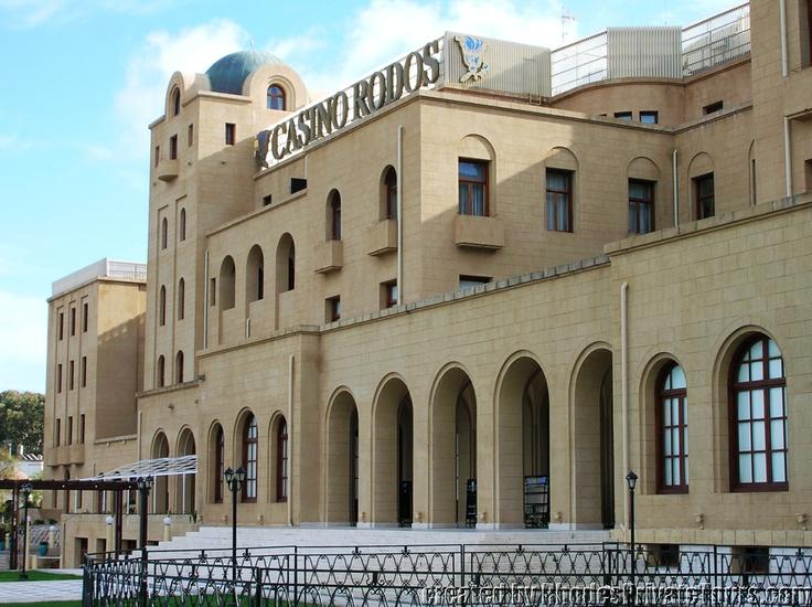 Rhodes Island Greece - New Town