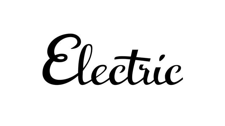 Electric - Paros on Behance
