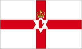 Red Hand of Ulster, The Flag of Northern Ireland
