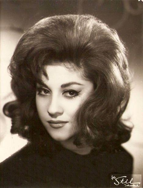 Nebahat Cehre, Miss Turkey 1960 | album photos | Pinterest ...