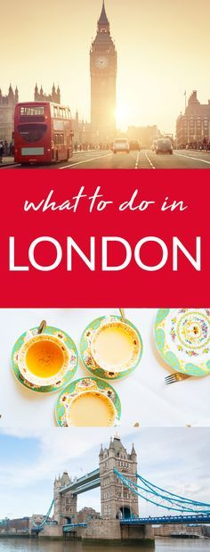 What to do in #London Follow this perfect 7 day Itinerary for a perfect trip to London!