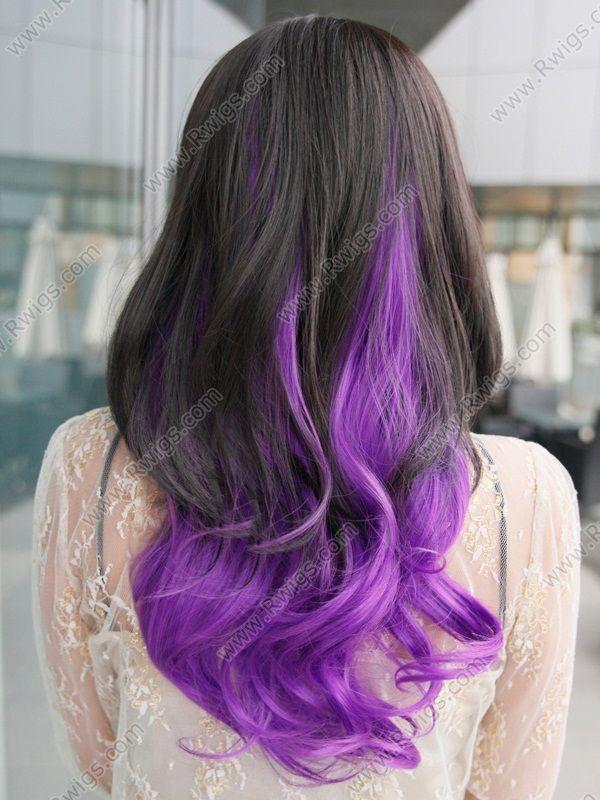 17 best images about hair colors on pinterest purple