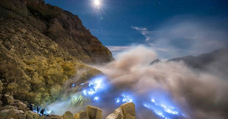 Ijen mountain Tour in indonesia More info +6285730289940