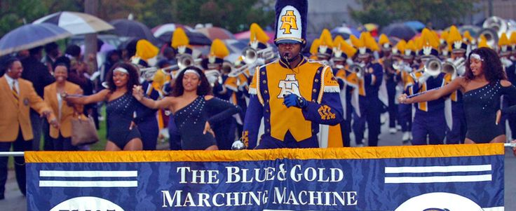 NORTH CAROLINE A&T MARCHING BAND | History of the Machine