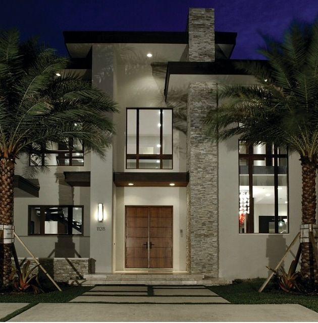 Contemporary Home Decor Ideas ~ Hollywood Waterfront   Contemporary    Exterior   Other Metro   Barron Development Corp.