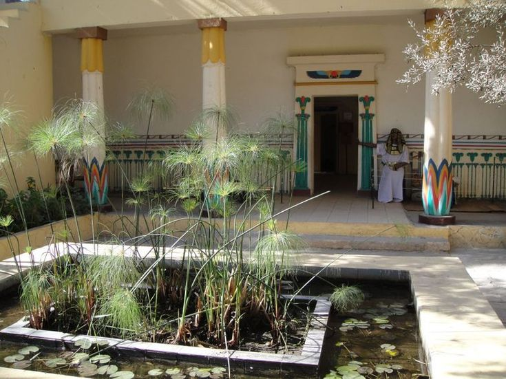 Ancient Egypt Houses | Ancient Egyptian House, Pharaonic Village - Photo by Claudio R ...