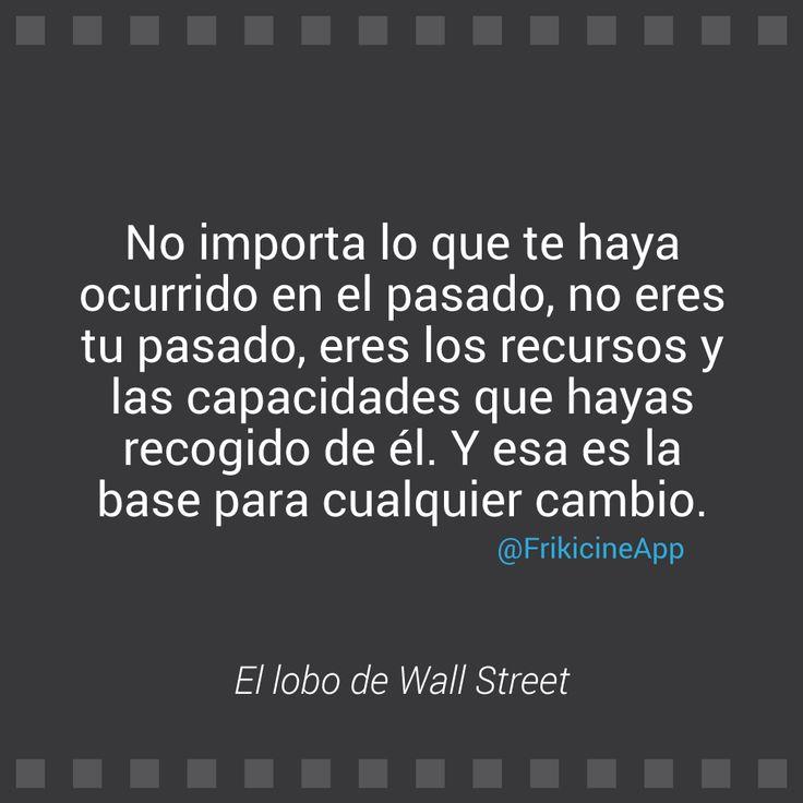El lobo de Wall Street (2013), dirigida por Martin Scorsese
