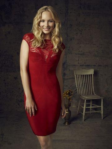 Caroline of The #Vampire #Diaries - Season 4 Promotion #TVD