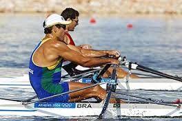 Resultado de imagem para remo olimpiadas brasil