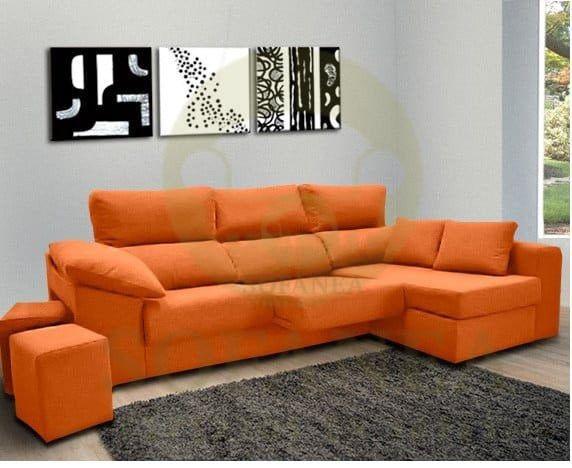 Sofá Raquel Clean [300cm]  #Oferta #Home #Novedad #Sofás #Confort