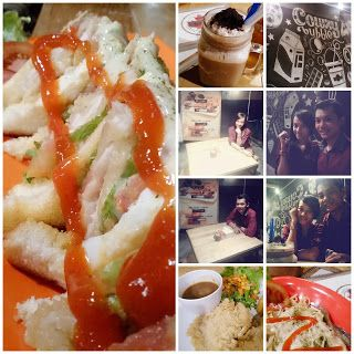 Tesha Putri 143: o> CowzyIndonesia - Buble Steak & Pasta (22.10.15)...