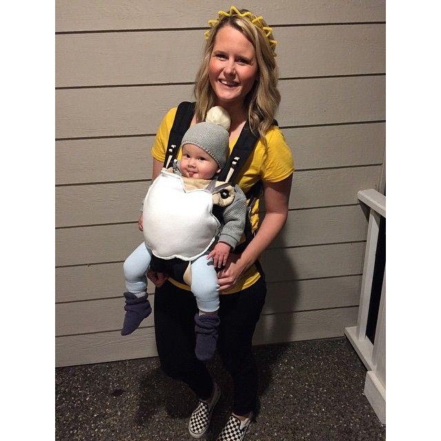 122 best baby wearing halloween costumes images on pinterest parent child halloween costume ideas