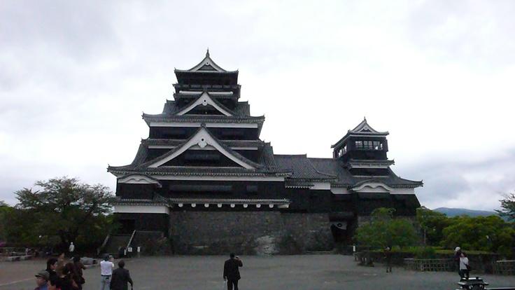 kumamoto catsle