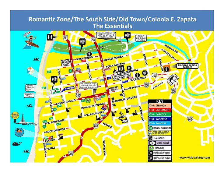 zona romantica puerto vallarta banderas bay and sayulita