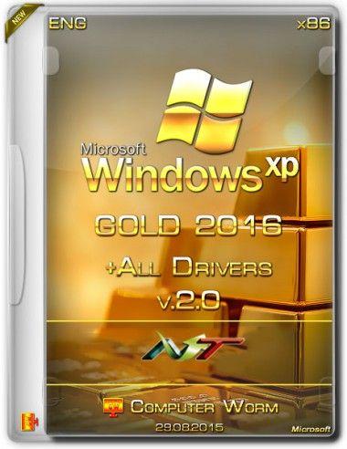 Windows XP Edicion ORO Sp3 Final (2016) [32 Bits] [Activado] - http://CineFire.Tk