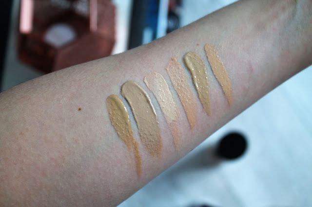 The Best Foundations For Light Olive Skintones Light Olive Skin
