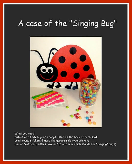 Encourage singing loudly: Singing Bugs, Bad Cases, Singing Time, Primary Chorister, Time Ideas, Bugs Music, Music Time, Primary Music, Primary Singing