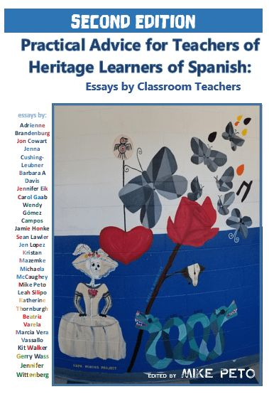 spanish class essay Ap's high school spanish literature and culture course is a rigorous, college-level class that provides an opportunity to gain skills colleges recognize.