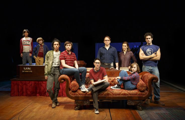 Meet The Designer of Broadway's 'Fun Home' - Daily Front Row -