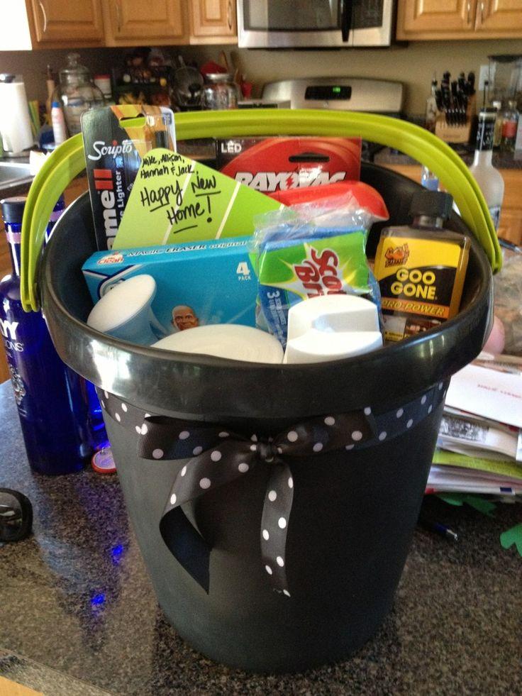 best 25+ housewarming basket ideas on pinterest | housewarming