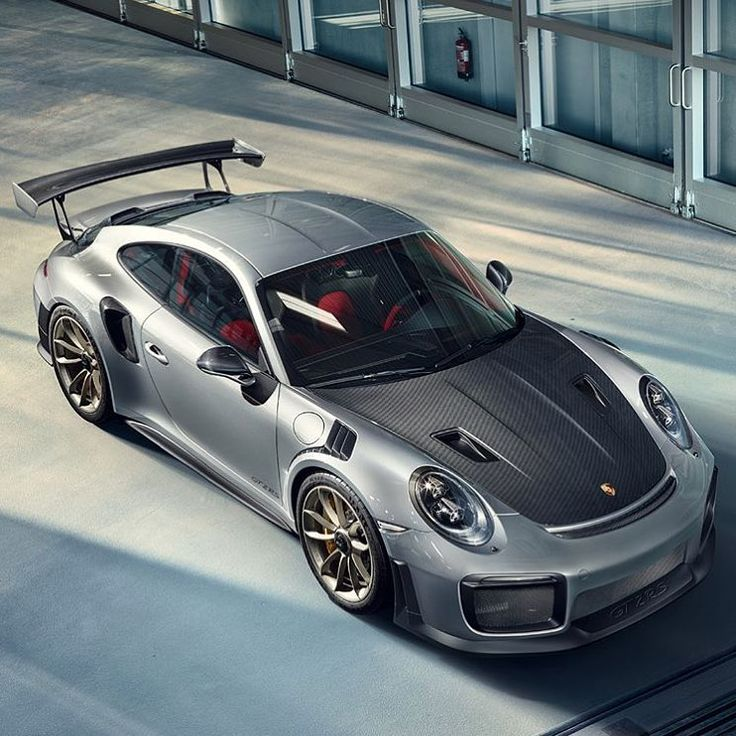 The worlds most fastest Porsche.   Its a production car of course