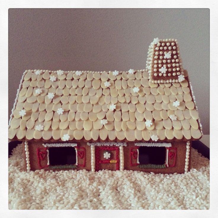 Pepparkakshus, gingerbreadhouse