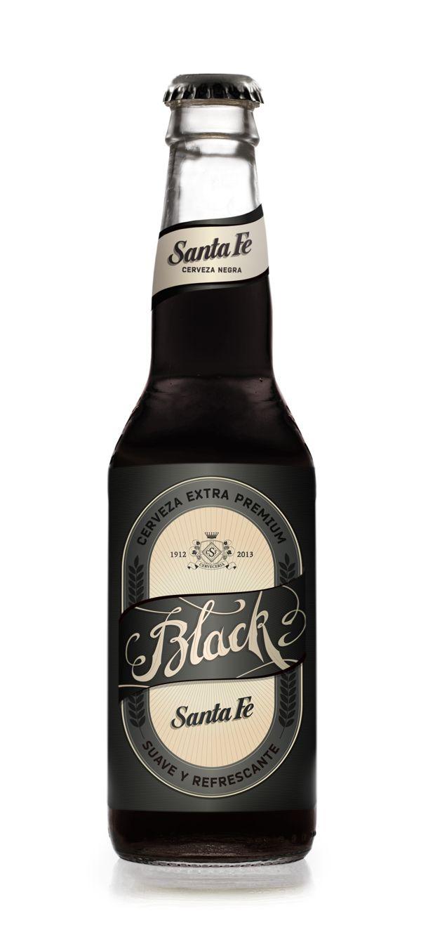 Beer Packaging - Santa Fe #beer #foster #australia Beer Club OZ presents – the Beer Cellar – ultimate source for imported beer in Australia http://www.kangadrinks.com/tag/beer-australia/