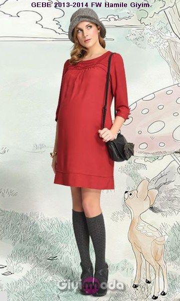 GEBE Maternity fashion http://www.giyimvemoda.com/gebe-giyim-2013-2014-sonbahar-kis-hamile-elbiseleri.html