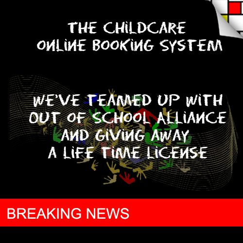 We are delighted to be teaming up with the Out of School Alliance (OOSA) and offering discounted rates for their members. We are also giving away a life time license for The Childcare on-line Booking (CoB) system to one lucky OOSA member in October, but we will leave Clare her team to tell their members about that later today in their October newsletter.