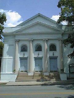 Methodist Temple