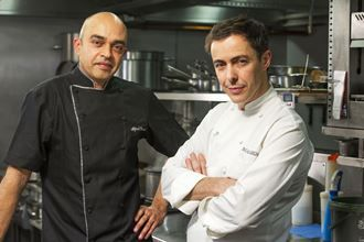 An Interview with Alfred Prasad and Pascal Aussignac