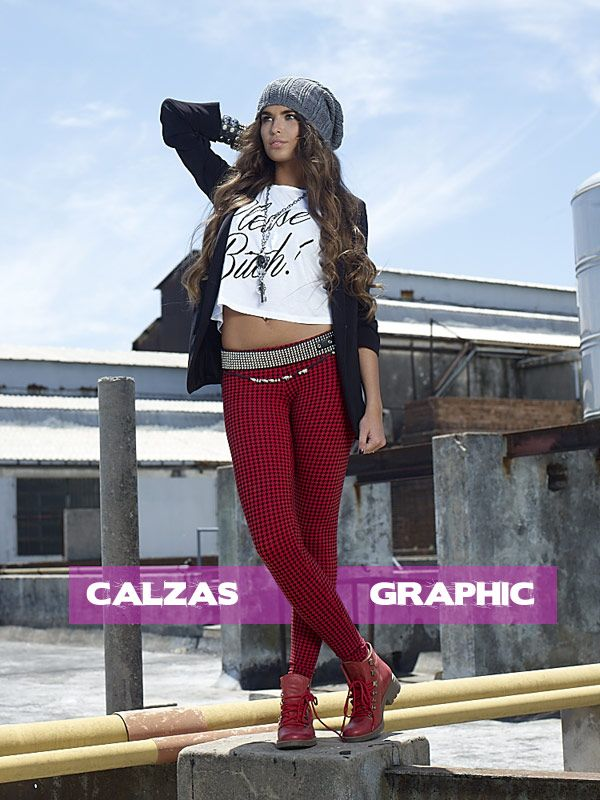 calzas graphic
