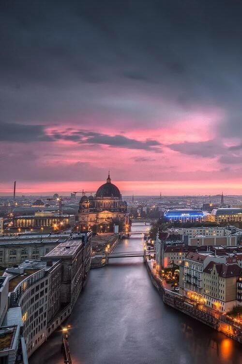 Viajar a Alemania como parte del desarrollo universitario para la vida profesional