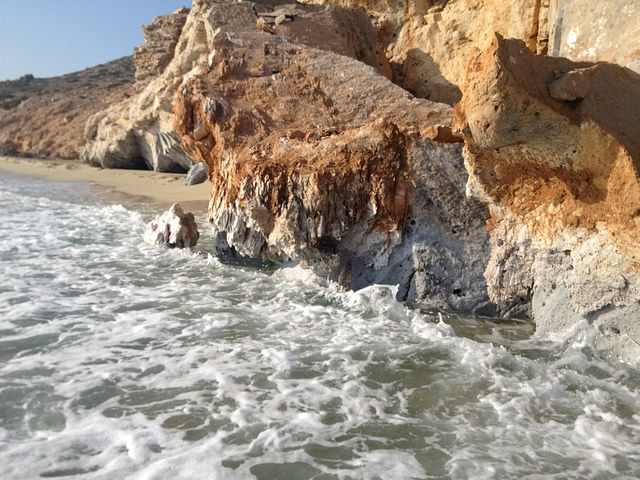Armathia beach near Kassos / S. Aegean