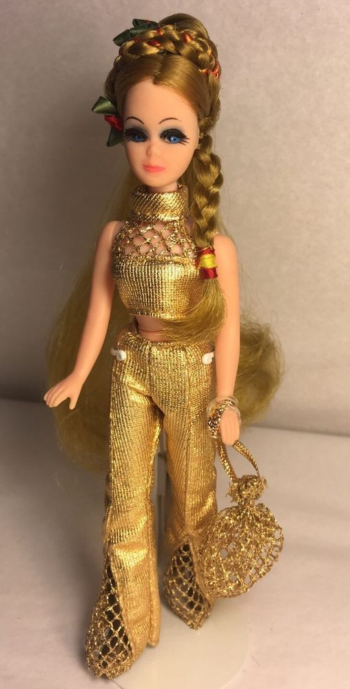 Vintage Topper Dawn Doll/H11A In Checkerboard Totally Golden Fashion | Dolls & Bears, Dolls, By Brand, Company, Character | eBay!