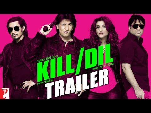 Kill Dil - Official Trailer - Ranveer Singh | Ali Zafar | Parineeti Chopra | Govinda | #Bollywood #Movies #KillDil