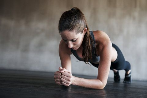 A Full-Body Strengthening Workout That Doesn't Require a Single Weight | No fancy equipment required.