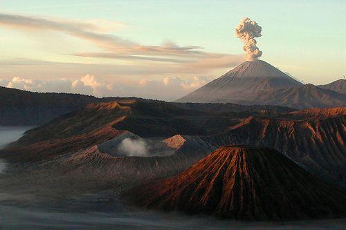 Mount Bromo, Java Indonesia