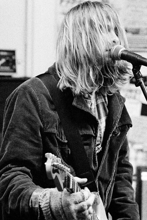 Nirvana Dedicated To Markos III