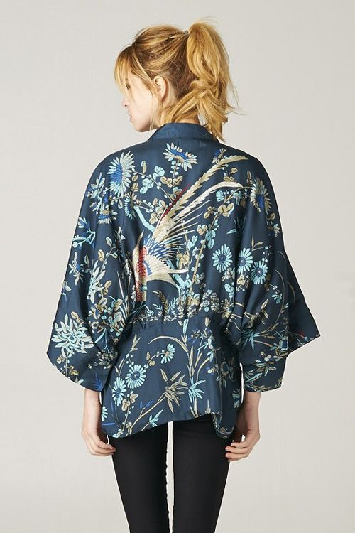 Embroidered Madeline Jacket   Awesome Selection of Chic Fashion Jewelry   Emma Stine Limited