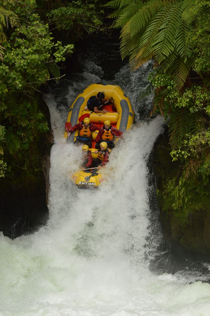 #Kaitiaki #rafting #whitewater #NewZealand #backpacking #waterfall