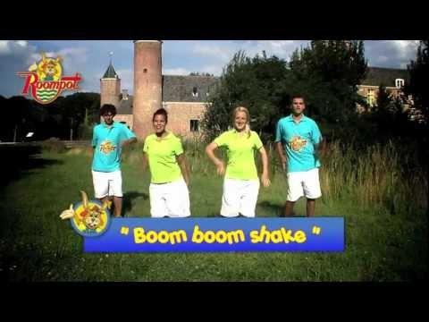 Koos Konijn - Minidisco Roompot - Boem Boem Shake Shake