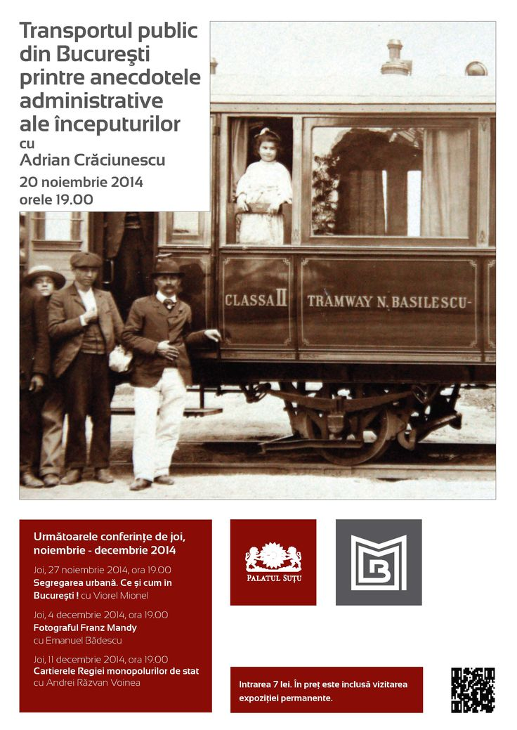 Transportul public din Bucureşti printre anecdotele administrative ale începuturilor