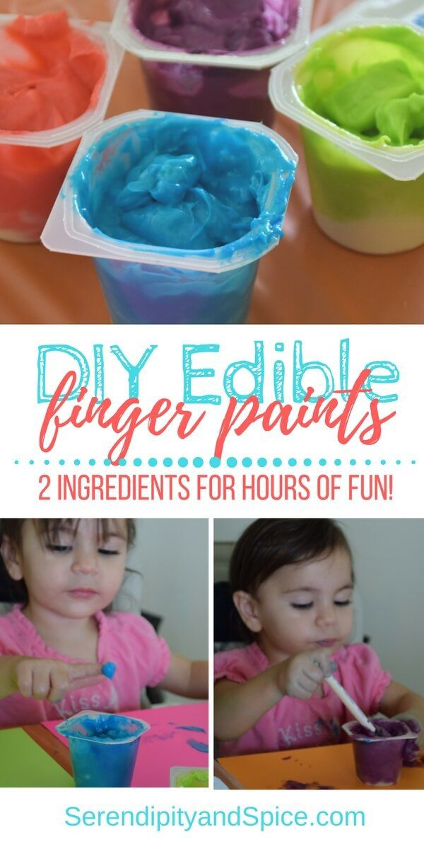 Finger Painting Party ~ Celebrate Back to School with your little ones while…