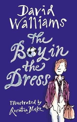 Walliams, David, and Quentin Blake. The Boy in the Dress. New York: Razorbill, 2009. Print. This book, written by David Walliams and illustrated by Quentin Blake, was a Stonewall Award Honor book in 2011. This comedic novel tells the story of a boy who enjoys cross-dressing and the reactions he receives from his family and friends because of it. Aimed for readers ages eight to twelve or 3rd to 7th grade level.  Walliams is also the co-creator of the British comedy sketch show, Little…