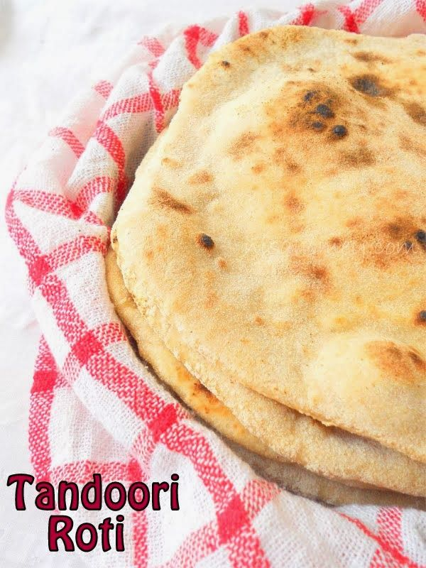 Cooking Is Easy: Tandoori Roti On Stove Top
